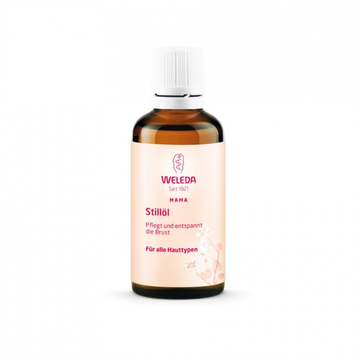 Stillöl 50ml Weleda