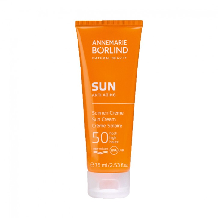 SUN Sonnencreme LSF50   Börlind 75ml