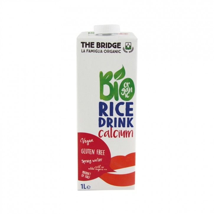 Bridge BIO Reisdrink + Calcium 1000ml