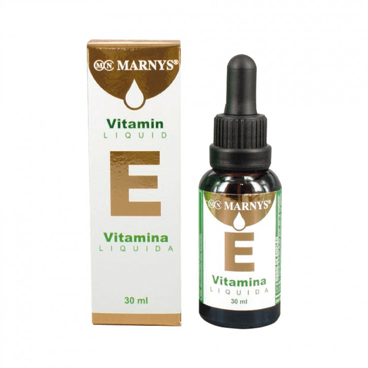Marnys Vitamin E 30ml Pipettenflasche