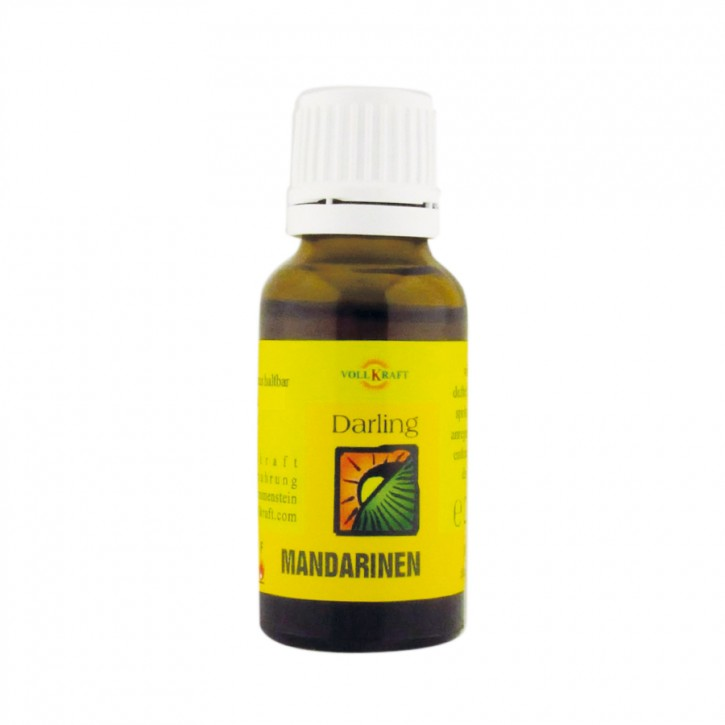Darling Mandarinen Öl 20ml Vollkraft