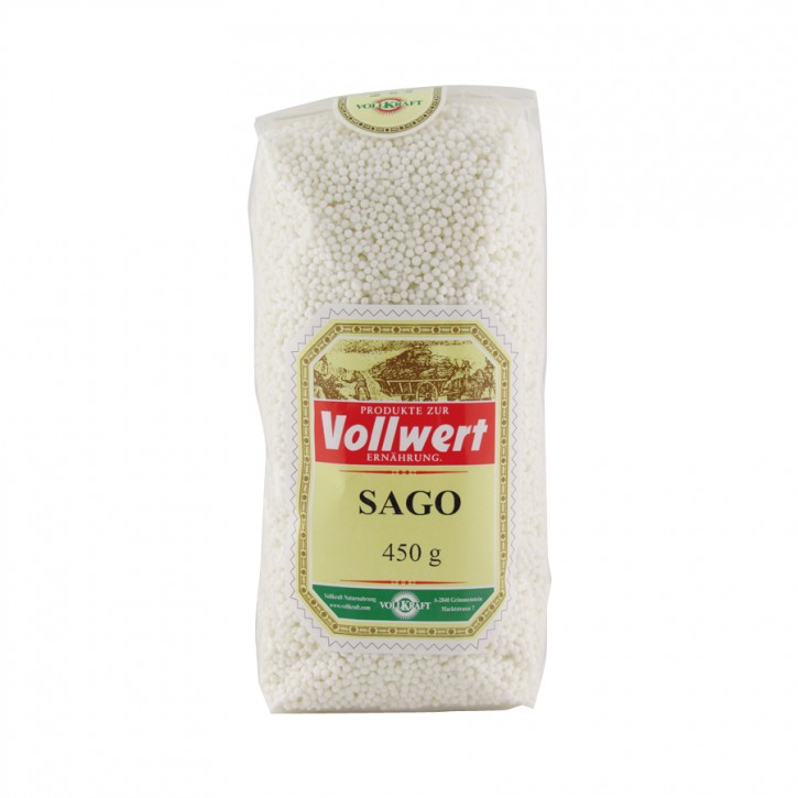 Sago 450g Vollkraft