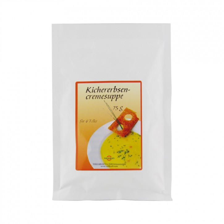 Kichererbsencremesuppe 75g Vollkraft