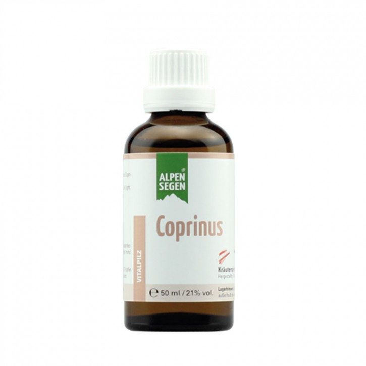 Alpensegen COPRINUS Vitalzpilz 50ml Life Light