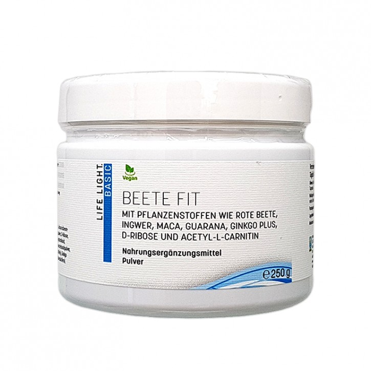 Beete-Fit Vitaldrink 250g Life Light