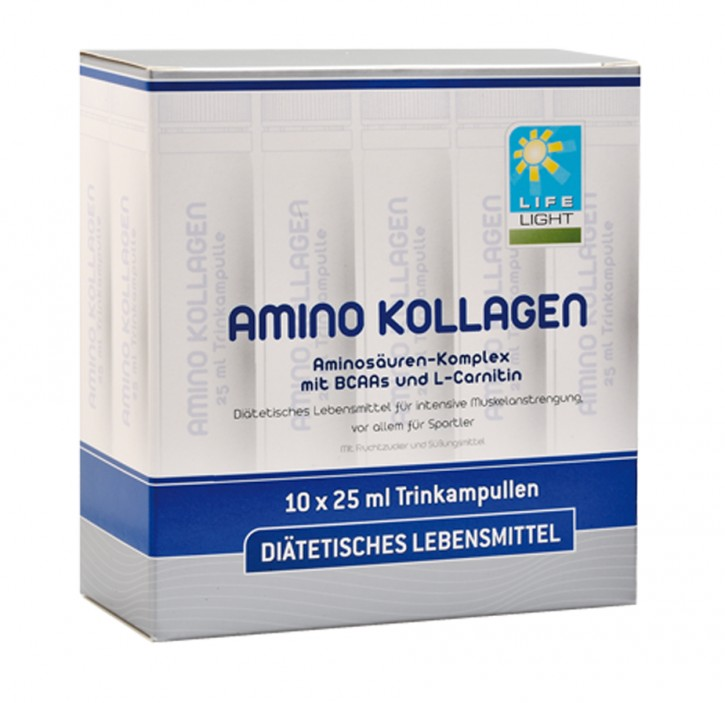 Amino-Kollagen, 10x25ml Trinkampullen