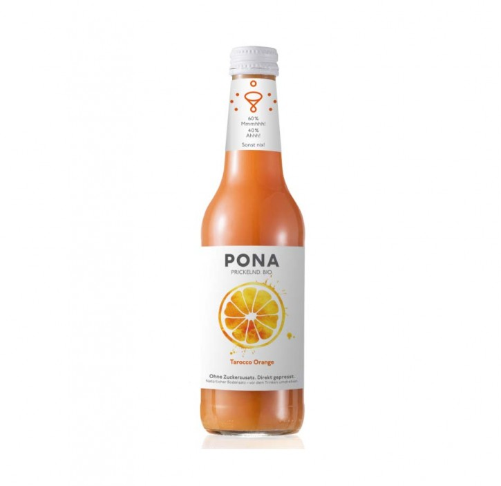 PONA Tarocco Orange Bio 330ml